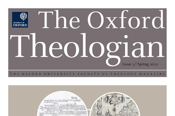 theologian issue 3 cover