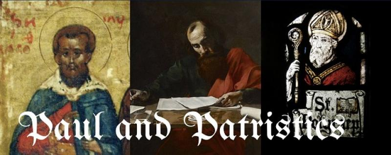 paul and patristics