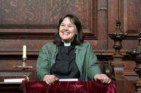 The Revd Dr Emma Percy