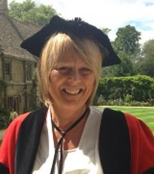 Professor Susan Gillingham